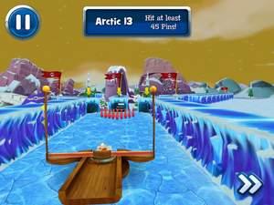 WildTangent Studios Brings Arctic Arcade Antics to National PB & J Day With Launch of Polar Bowler