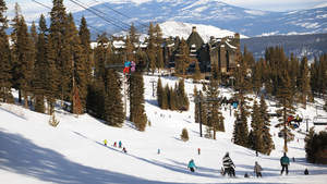 Lake Tahoe Mountain Resorts