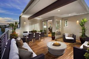 The Terraces, ThreeSixty, new LA homes, LA new homes, gated LA homes