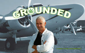 "Terry Dougherty from ""Grounded"" documentary stands by Lockheed Lodestar"