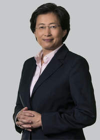 Lisa Su, AMD, Executive of the Year