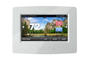 Venstar ColorTouch Firmware 3.12 Update Delivers New Runtime Graphics, Enables Temperature and Humidity Email Alerts