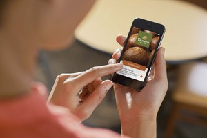 Panera, Panera 2.0, Panera Bread, mobile app, mobile ordering, mobile application