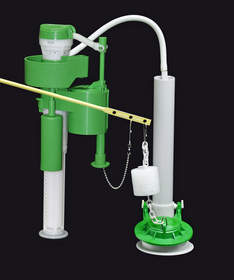 Protector Fill Valve with Adjustable Flush System