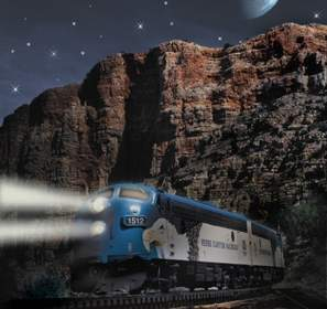 Starlight Train Rides - May 17, June 14, July 12, August 9 and September 6