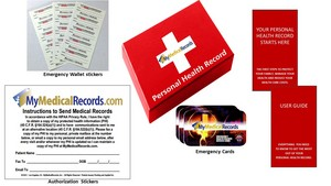 MyMedicalRecords Personal Health Record Kit On Sale Now at Drug Chains, Etailers & Retailers