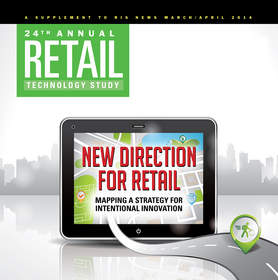 Latest RIS News/Gartner study provides research findings and guidance to retailers as they plan and prioritize technology investments needed to transform their businesses.