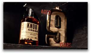 Knob Creek(R) Bourbon Takes to the Air Waves With First-Ever Television Ad
