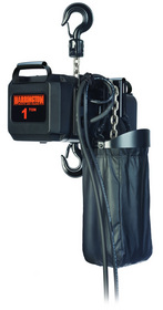 TNER Theatrical Hoists, (Concert Hoists), from Harrington Hoists, Inc. Win Best Supporting Role