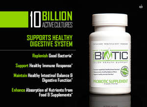 Wellness International Network's new WIN Probiotic, supporting a healthy digestive system