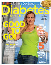 Diabetes Forecast, May 2014 issue