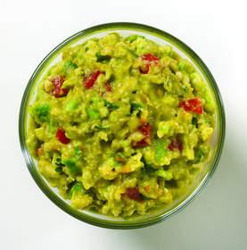 Moe's Spicy Guacamole