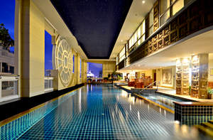 Hotels in Bangkok city entre