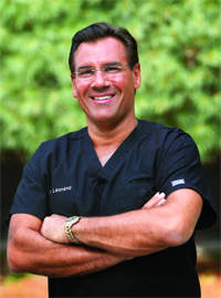 New England Hair Restoration Surgeon Dr. Robert Leonard