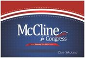 Jameel McCline for Congress