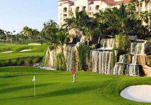 luxury golf resort South Florida