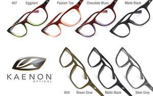Kaenon New Optical Collection