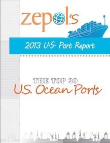 2013 U.S. Import Port Report Free Download