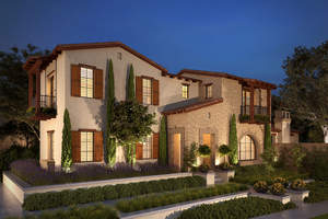 brookfield, la vita, irvine new homes, orchard hills, irvine
