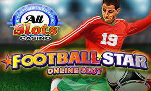 New Football Star Slot Kicks Off at All Slots Casino With Trip to Rio