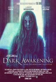 Dark Awakening Promotional Poster - Cannes Film Market