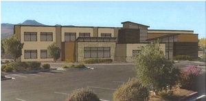 New Song Lutheran Church and Christian Academy received a $1,000,000 private donation to be used for the construction of the Christian Academy's future school building.
