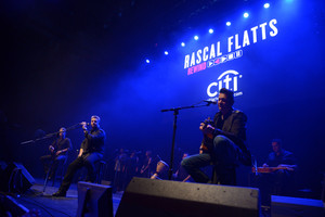 Citi Presents Rascal Flatts' Album Release Party (Credit: Jason Kempin For Getty Images)