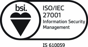 BSI Assurance Mark with BEW Global's ISO certificate number.