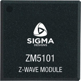 Z-Wave, Sigma Designs, Home Control