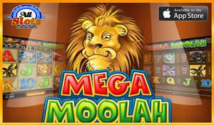 Mega Moolah Won at All Slots Casino
