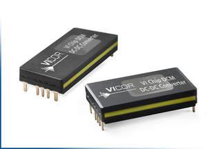Vicor's new ChiP DCM DC-DC converters