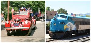 Celebrate a Rail Holiday Weekend this Fourth of July