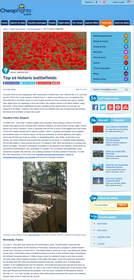 Cheapflights.com Top 10 Historic Battlefields, Memorial Day, D-Day, World War I, World War II