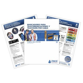 Product Identification Brochures