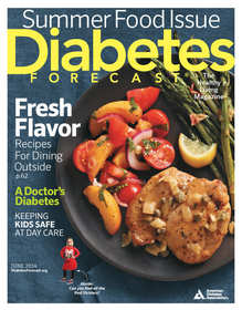 Diabetes Forecast, June 2014 issue