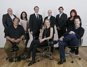 Red Peak Group, RPMC, Red Peak Branding executives