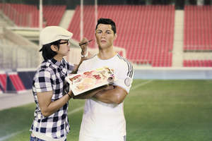 Cristiano Ronaldo will join other champions at Madame Tussauds Hong Kong