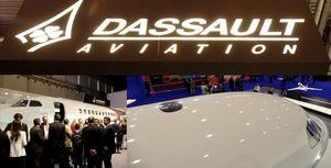 Dassault Falcon 5X - SPD-Smart Skylight Standard Equipment