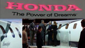 Honda Aircraft Company HondaJet - SPD-Smart Cabin Windows Standard Equipment