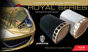 NYNE Cruiser Royal Series Bluetooth Speaker
