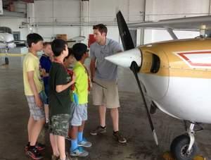 Career Eagles Aviation Initiative