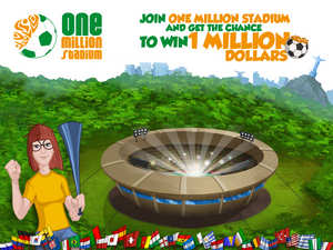 Join the Prediction Game and Win 1 Million US-Dollars at One Million Stadium