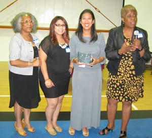 Effex Management Solutions Receives Award From NTJCC