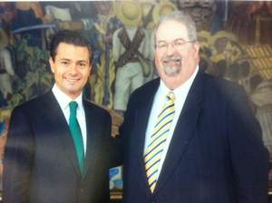 Mexico President Enrique Pena Nieto,Andrew Kluger,The Mexican Museum in San Francisco, Art,Culture