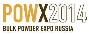 POWX2014 BULK POWDER EXPO RUSSIA