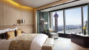 Shanghai Luxury Hotel