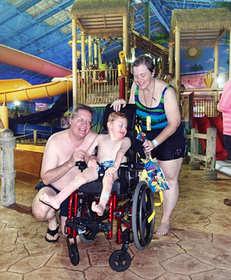 Special Needs Events at Sahara Sams Water Park