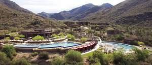 Family-friendly Arizona resort