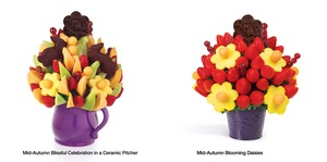 Mid-Autumn Blissful Celebration & Mid-Autumn Blooming Daisies