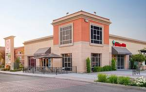 The Strawberry Creek shopping center in Sacramento, California was one of four properties acquired by Pacific Castle.